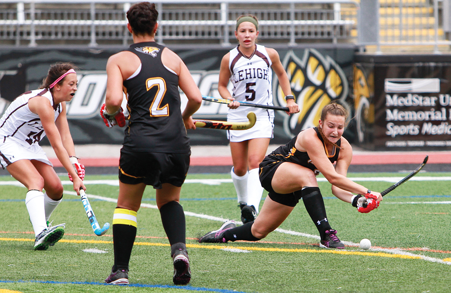 Field Hockey vs. Lehigh 005 - Burke