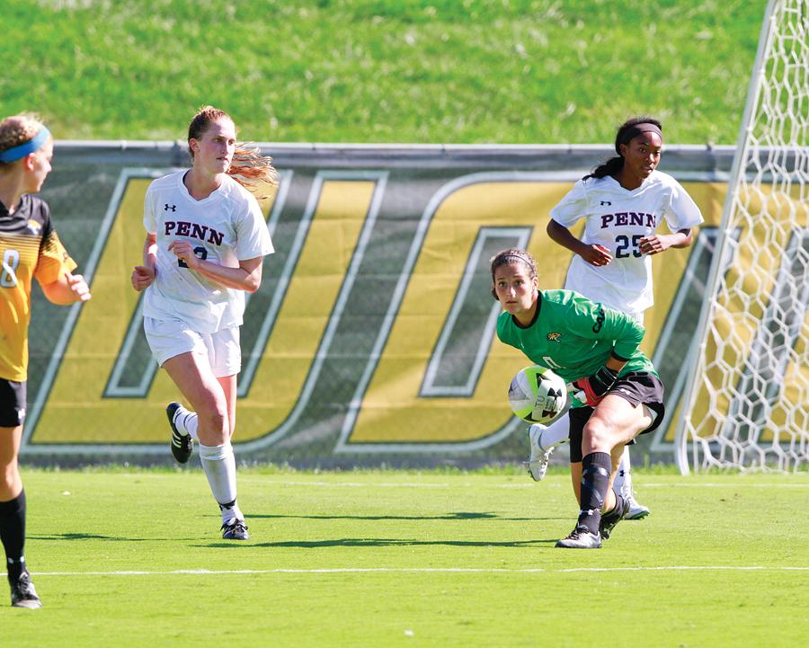 Women's Soccer vs. UPenn 003 - Burke