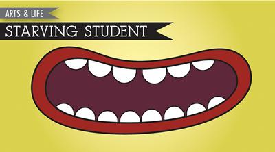 Starving Student Blog