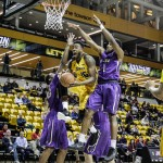 Towson defeated James Madison Thursday at SECU on senior night.