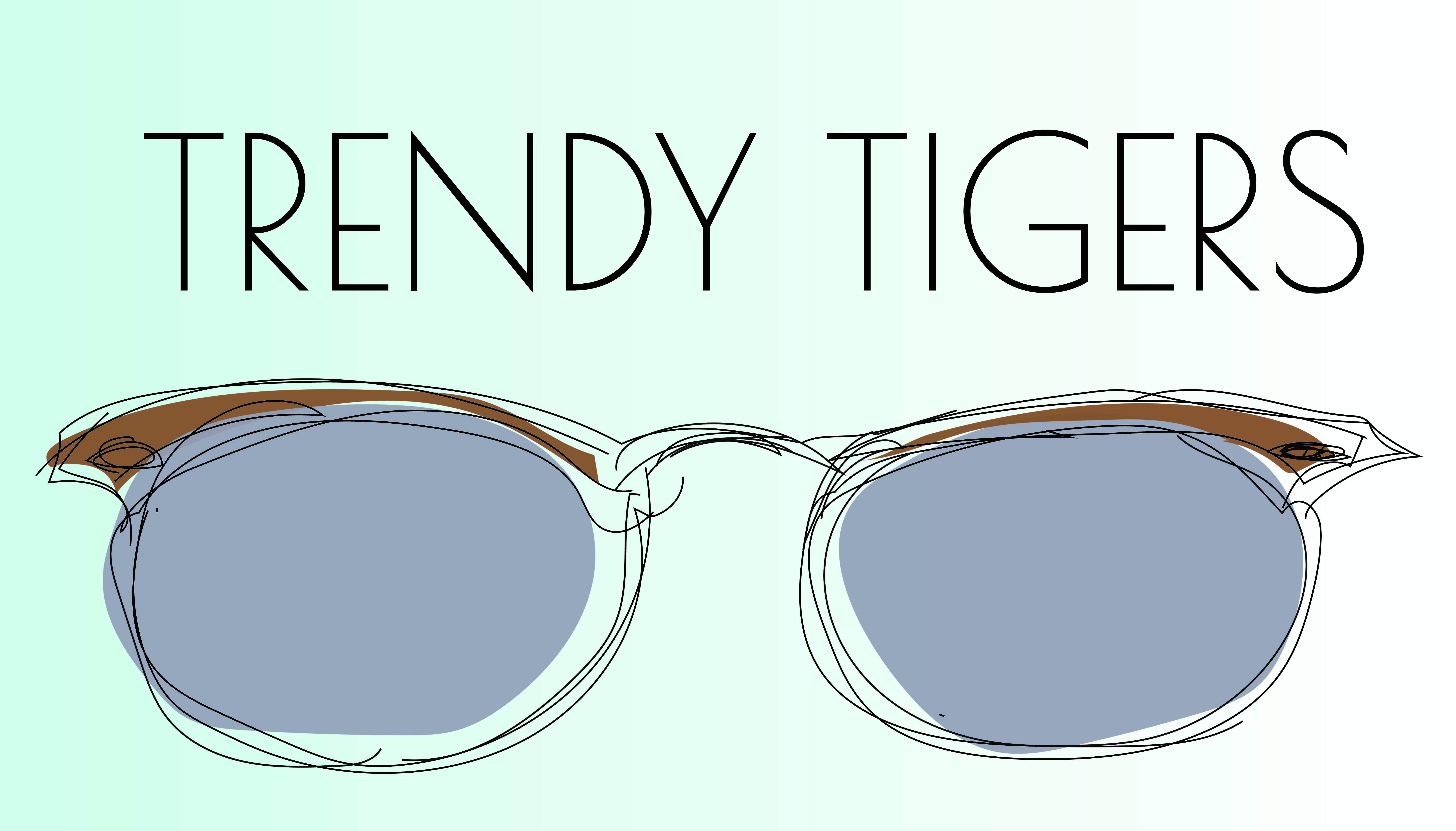 Trendy Tiger