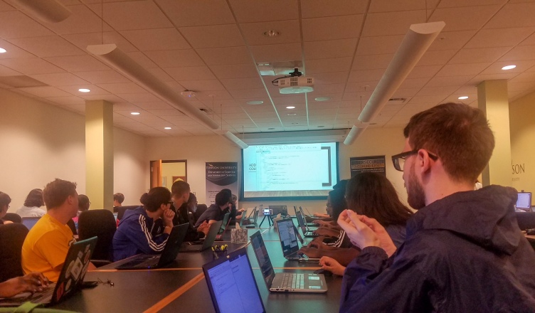 Software Engineering Workshop Picture