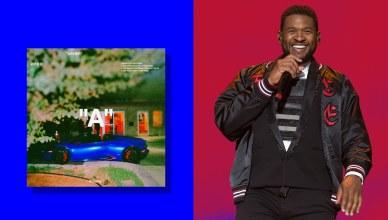 "Usher Album ""A"""